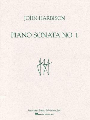 John Harbison: Piano Sonata No. 1