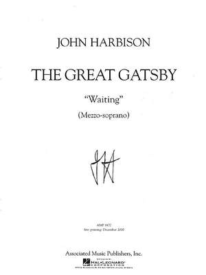 John Harbison: Waiting