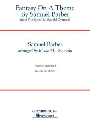 Samuel Barber: Fantasy on a Theme by Samuel Barber