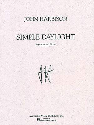 Harbison: Simple Daylight
