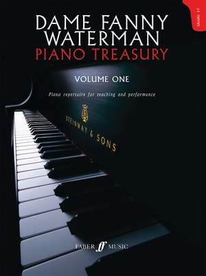 Fanny Waterman: Dame Fanny Waterman Piano Treasury Vol.1