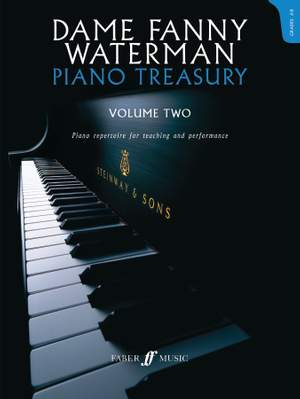 Fanny Waterman: Dame Fanny Waterman Piano Treasury Vol.2 Product Image
