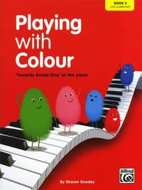 Playing with Colour Book 3 (Grade One)