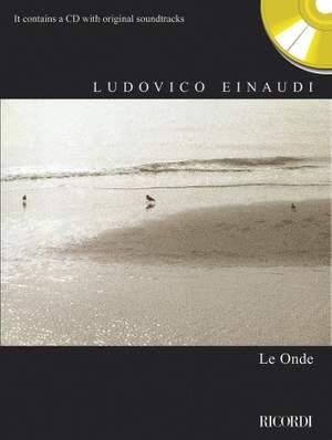 Einaudi: Le Onde (Book + CD)