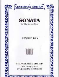 Arnold Bax: Sonata for Clarinet and Piano