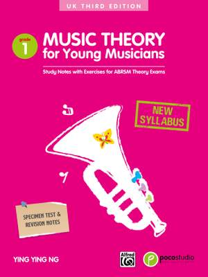 Ng, Ying Ying: Music Theory for Young Musicians G1 3ED