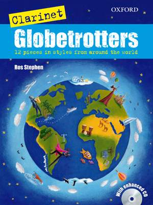 Stephen, Ros: Clarinet Globetrotters + CD