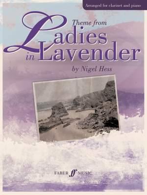 Nigel Hess: Ladies in Lavender