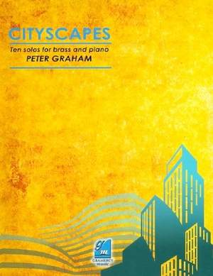 Graham, Peter: Cityscapes (Eb)