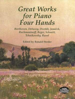 Great Works, For Piano Four Hands