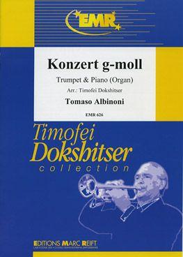 Albinoni, Tomaso: Concerto in G min