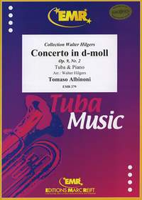 Albinoni, Tomaso: Concerto in D min op 9/2