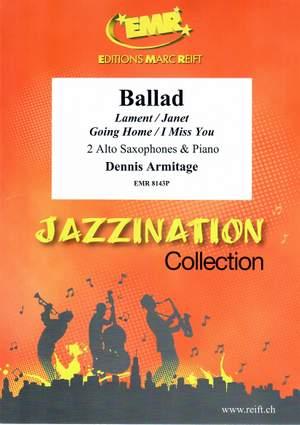 Armitage, Dennis: Ballad