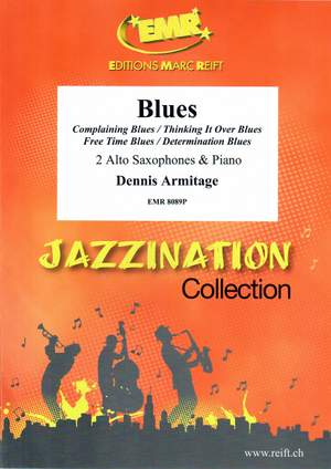 Armitage, Dennis: Blues