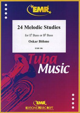 Böhme, Oskar: 24 Melodic Studies