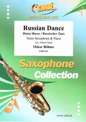 Böhme, Oskar: Russian Dance op 32