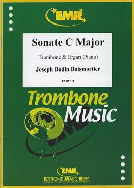 Boismortier, Joseph de: Sonata in C maj