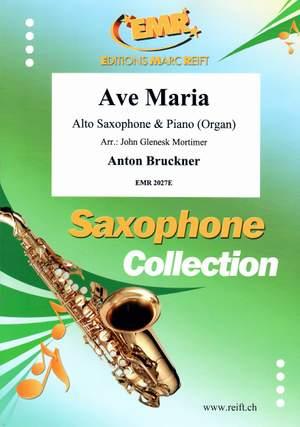 Bruckner, Anton: Ave Maria