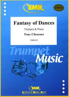 Cheseaux, Tony: Fantasy of Dances