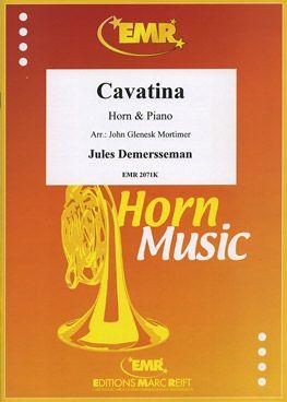 Demersseman, Jules: Cavatina in Ab maj