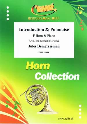 Demersseman, Jules: Introduction & Polonaise in Eb maj