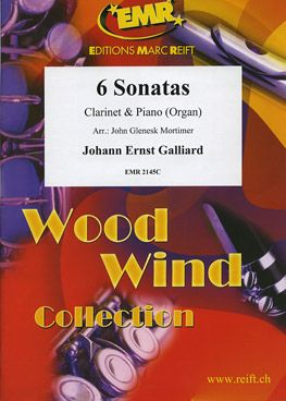 Galliard, Johann: 6 Sonatas