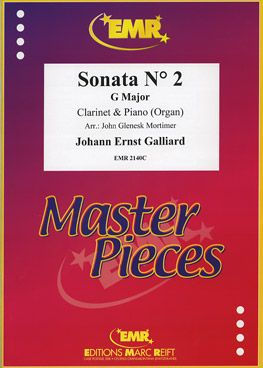 Galliard, Johann: Sonata No 2 in G maj