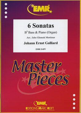 Galliard, Johann: 6 Sonatas