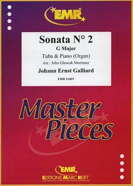 Galliard, Johann: Sonata No 2 in G maj