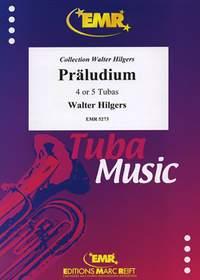 Hilgers, Walter: Prelude in Db maj