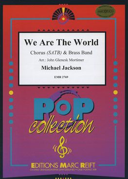 Jackson, Michael/Richie, Lionel: We Are The World
