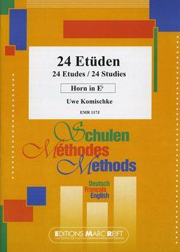 Komischke, Uwe: 24 Studies