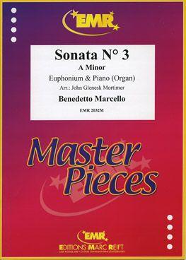 Marcello: Sonata No 3 in A minor