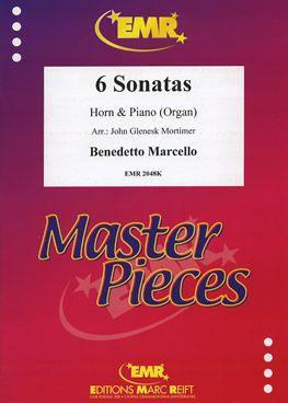 Marcello, Benedetto: 6 Sonatas