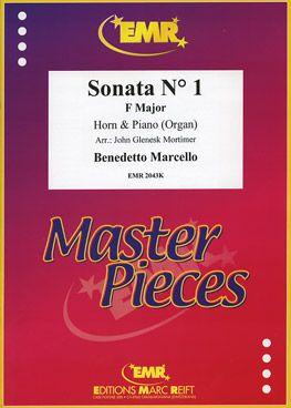 Marcello, Benedetto: Sonata No 1 in F maj