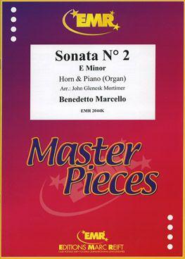 Marcello, Benedetto: Sonata No 2 in E min