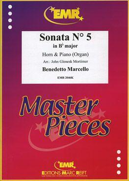 Marcello, Benedetto: Sonata No 5 in Bb maj