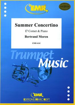 Moren, Bertrand: Summer Concertino