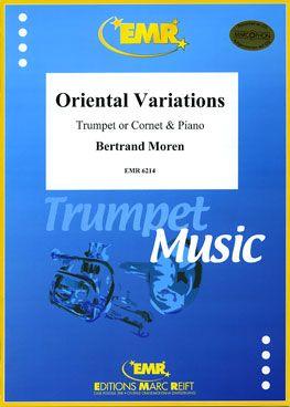 Moren, Bertrand: Oriental Variations