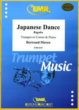 Moren, Bertrand: Japanese Dance