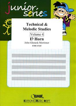 Mortimer, John: Technical & Melodic Studies vol 4