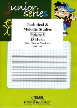 Mortimer, John: Technical & Melodic Studies vol 5