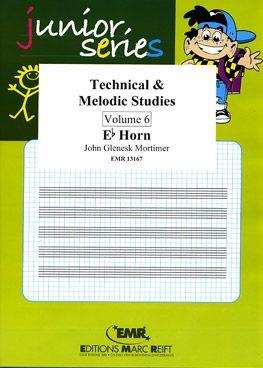 Mortimer, John: Technical & Melodic Studies vol 6