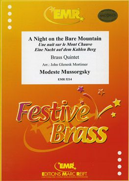 Mussorgsky, Modest: A Night on the Bare Mountain