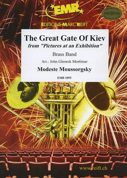 """Mussorgsky, Modest: The Great Gate of Kiev from """"Pictures at an  Exhibition"""""""