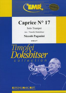 Paganini, Niccolò: Caprice No 17 in Eb maj