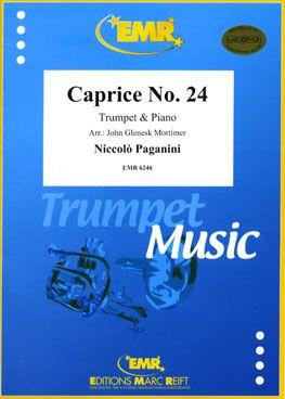 Paganini, Niccolò: Caprice No 24