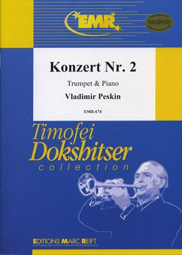 Peskin: Trumpet Concerto No 2 in Bb min (Concert Allegro)