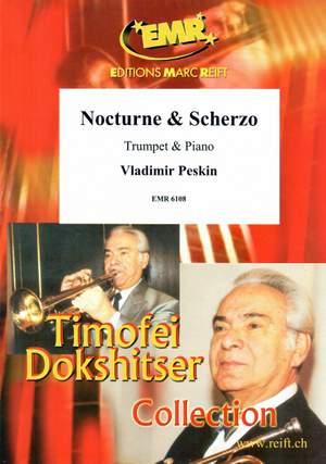Peskin, Vladimir: Nocturne & Scherzo