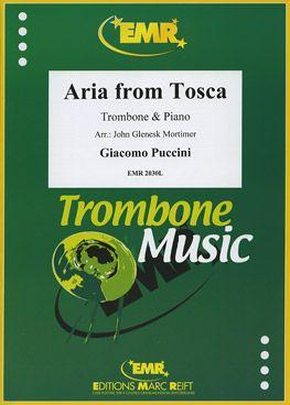 "Puccini, Giacomo: Aria ""E Lucevan le Stelle"" from ""Tosca"" Act III"